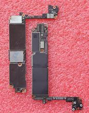 Ne pas travailler Original utilisé carte mère carte mère pour iPhone 7 7G i7 4.7 pouces, carte avec toutes les pièces de rechange, pour lenseignement