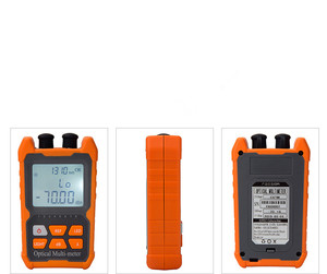 Image 3 - Mini 4 in1Multifunction Optical PowerNC NT  Meter Visual Fault Locator Network Cable Test optical fiber tester 5km 15km  VFL