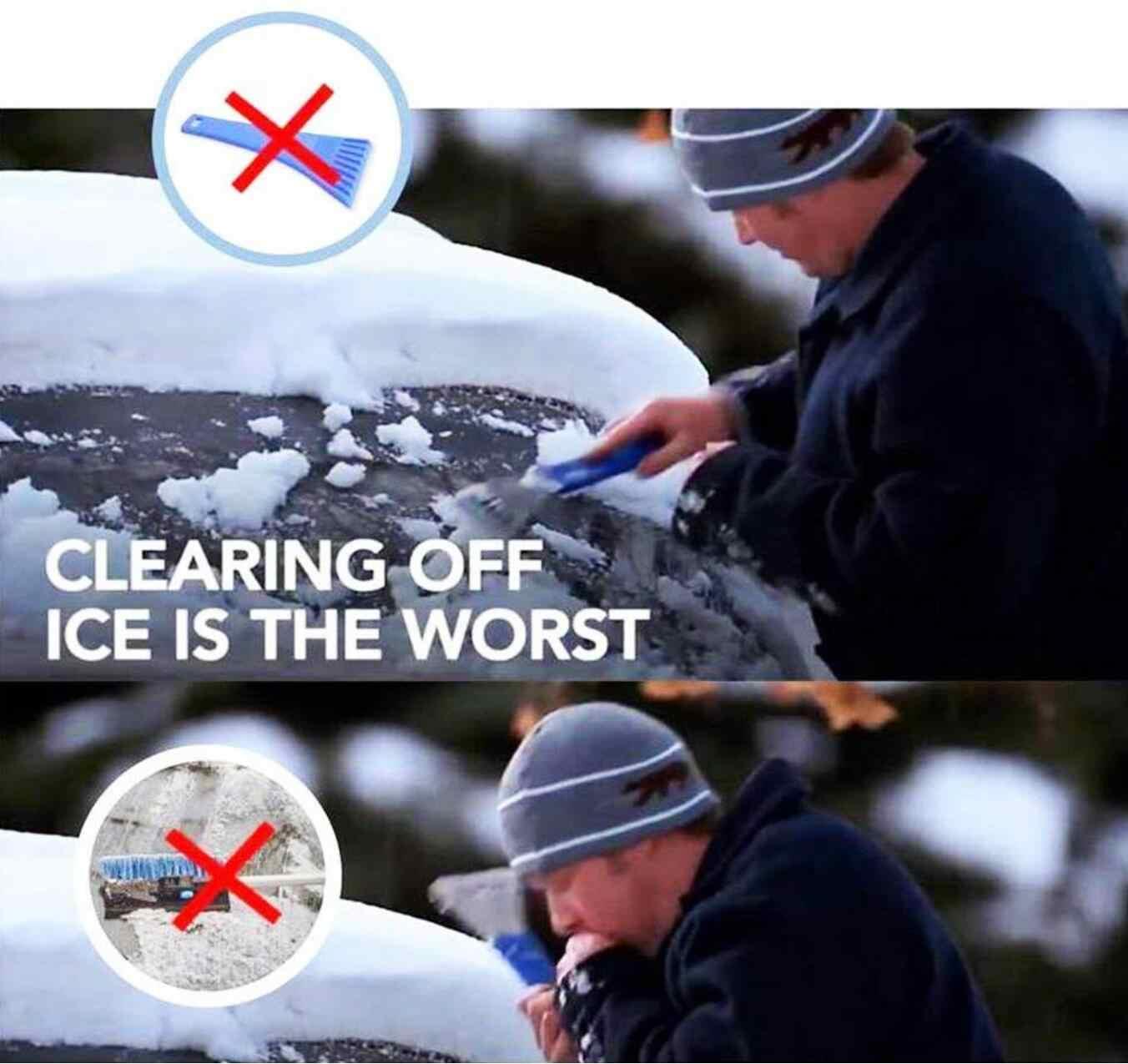 Limpiaparabrisas para ventana de coche, removedor de hielo, embudo, removedor de nieve para Gran Pared, Haval Hover H3 H5 H6 H7 H9 H8 H2 M4 SC C30 C50