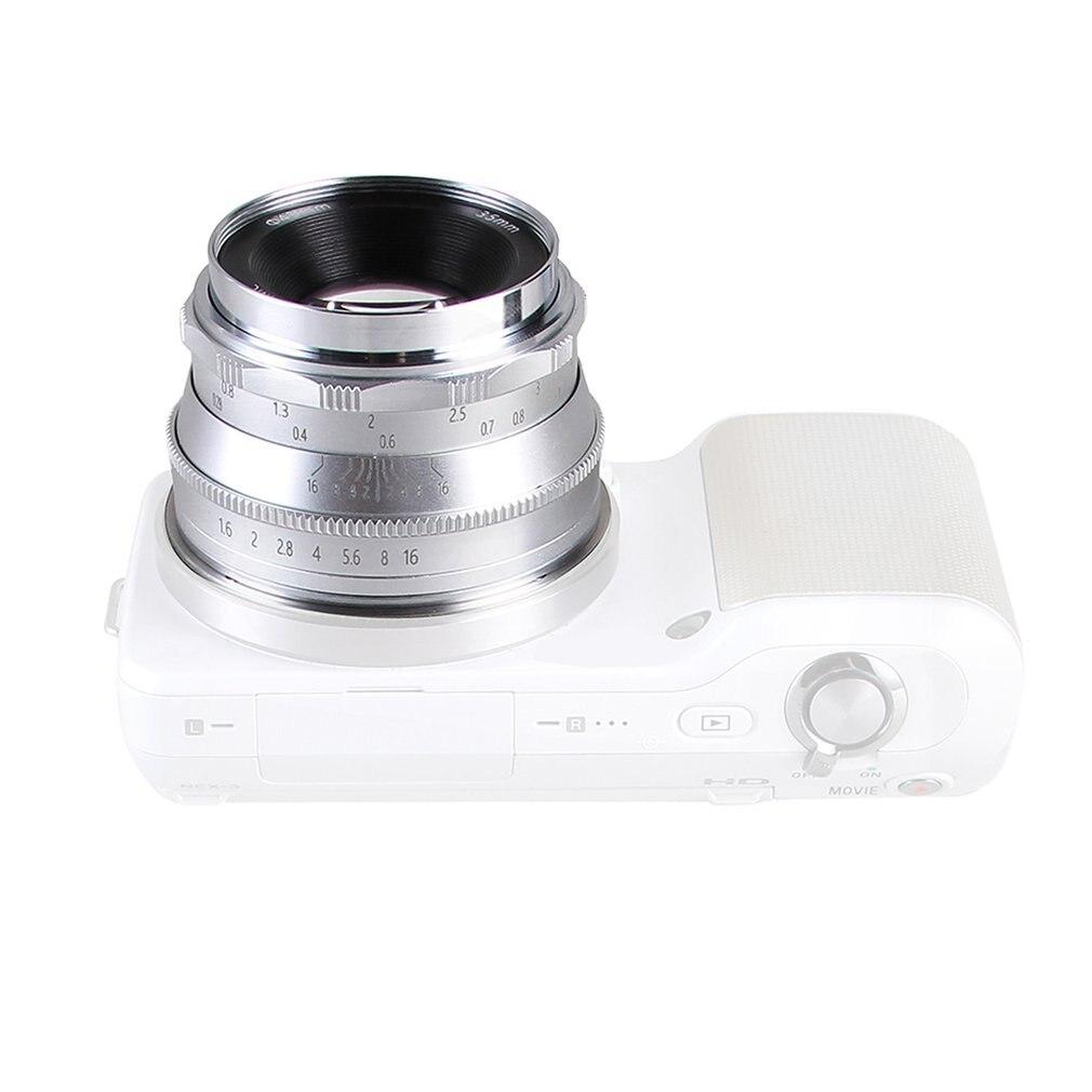 E-P5 E-P6 para M43-Mount câmeras