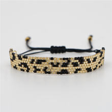 Go2boho Pulseras Mujer Moda 2019 MIYUKI Beads Bracelet Women Leopard Gold Bracelets Instagram Fashion Handmade miyuki joyeria 20
