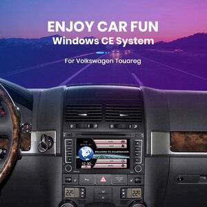 Image 2 - Junsun 2 Din Xe Ô Tô Đài Phát Thanh Đa Phương Tiện Dvd Playe Cho VW Volkswagen Touareg 2004   2011 Xe Vận Chuyển Android 9.0 GPS 4 + 64GB Tùy Chọn