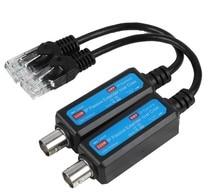 ESCAM 1 CH Passive IP Extender über Coax Übertragen IP Kamera signal über Bestehende Koaxialkabel zu 100Mbps