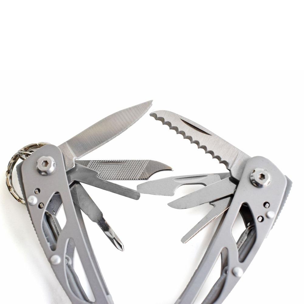 Több zsebű Mini összecsukható fogó hordozható kültéri - Kézi szerszámok - Fénykép 3