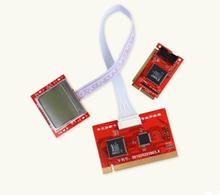100 sztuk Tablet PCI płyta główna analizator Tester diagnostyczny Post Test karty na PC Laptop pulpit PTI8 narzędzia sieciowe tanie tanio CN (pochodzenie) Motherboard tester