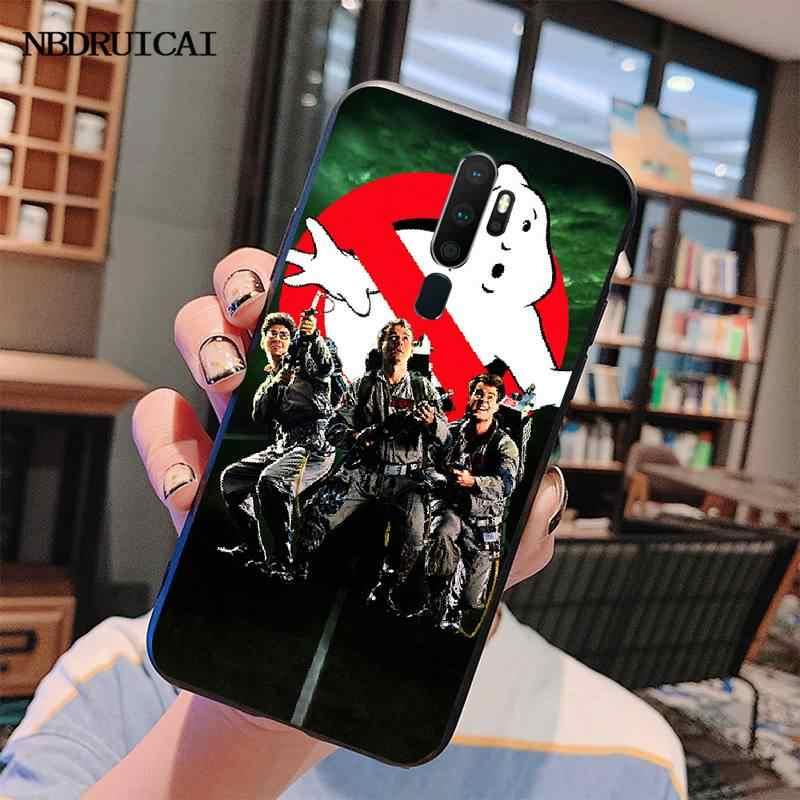 NBDRUICAI מכסחי השדים חדש הגיע שחור טלפון סלולרי מקרה עבור Oppo A5 A9 2020 A11x A71 A73S A1K A83 מקרה