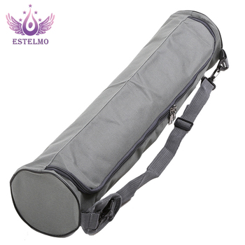 High-end yoga bag canvas waterproof local tyrant mat backpack storage