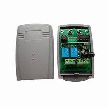 43392 МГц 2 канала Беспроводной электрические ворота гаража