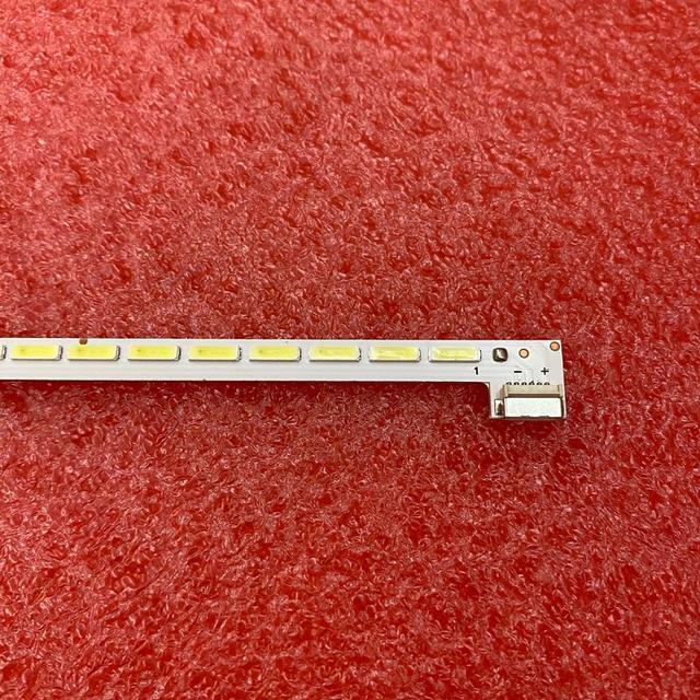 Nova 72LED 605 milímetros Tira Conduzida Luz de Fundo Para Panasonic TX 48C300B 48FLHK249BCD FIN48PREMBK VES480UNVS 2D 3D M03 M01 LSC480HJ02 LSC480HN03