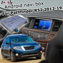 Video-Interface Gps Navigation Pathfinder Lsailt QX60 for Nissan R52 with QX50 Q70 QX80