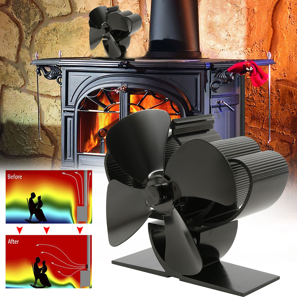 pelota fogão ventilador forno queimador de madeira