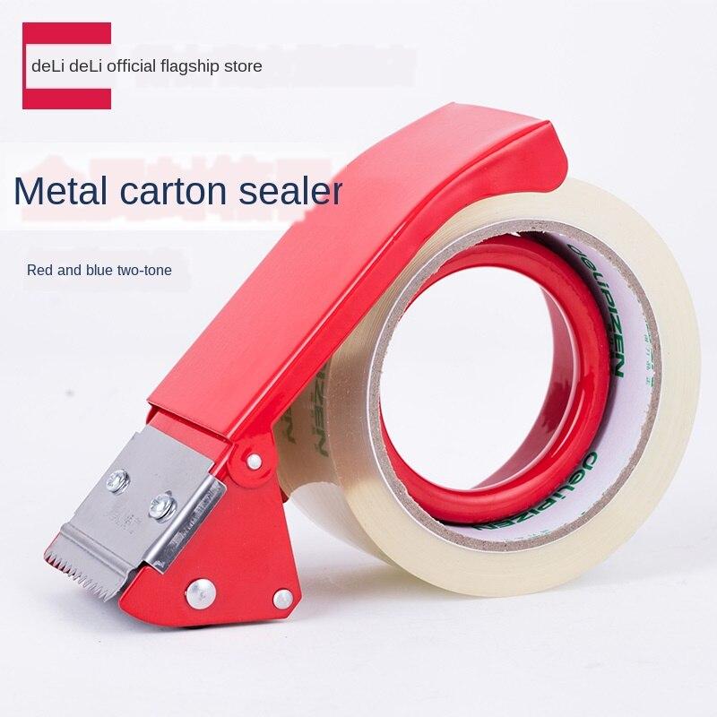 Transparent Glue Scissors Box Packer Metal Tape Cutter Depending Baler Sealing Tape Cutter