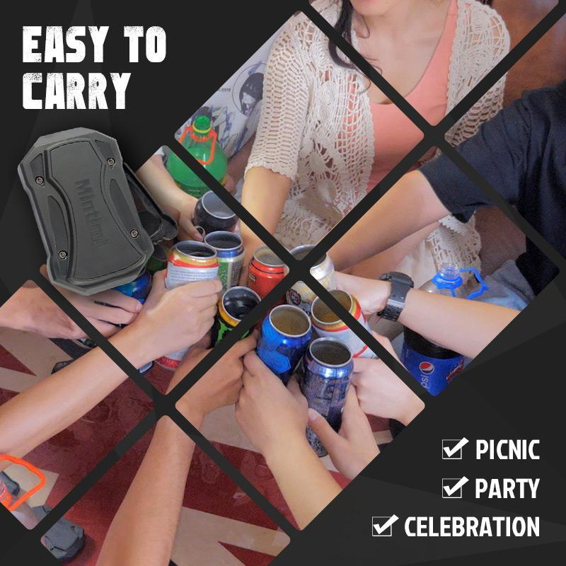 Party and Picnic Bar Go Swing Topless Can Opener Safe and Easy Bar ...