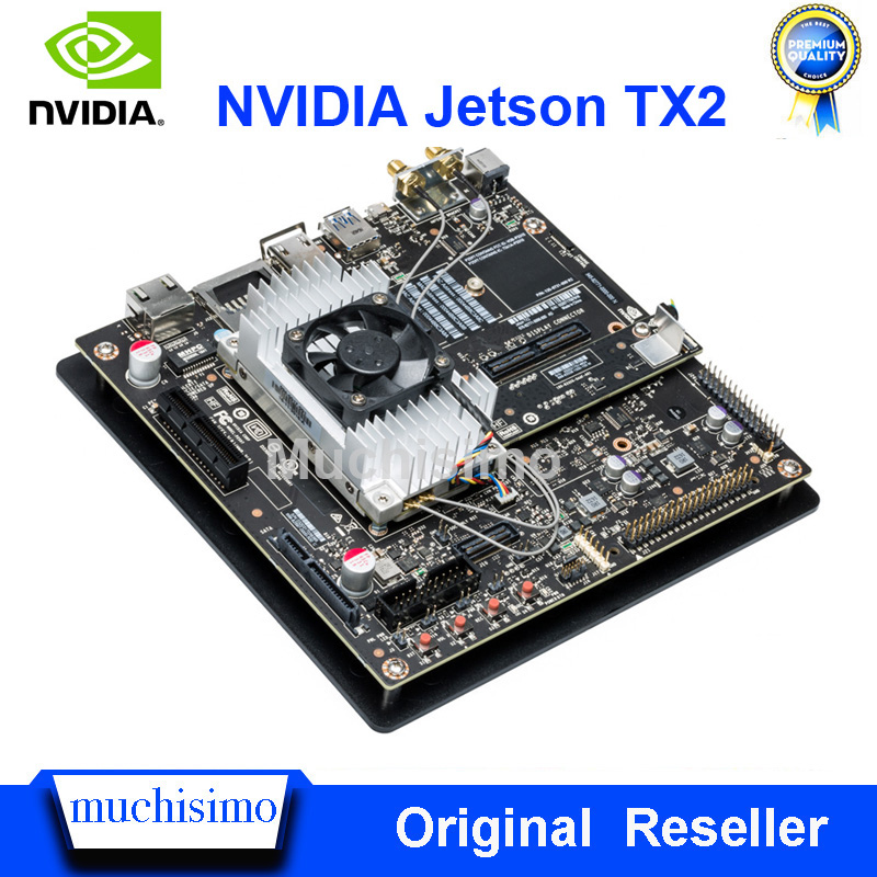 NVIDIA Jetson TX2 Development Kit 8 GB 128 Bit LPDDR4 32 GB EMMC, 9001 9002 9003U NTX 2 4G AI Solution For Autonomous Machines