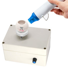 Wheel-Machine Clay-Tool Tray Hot-Air-Gun-And-Tool Pottery Mini with DIY for Adults Kids