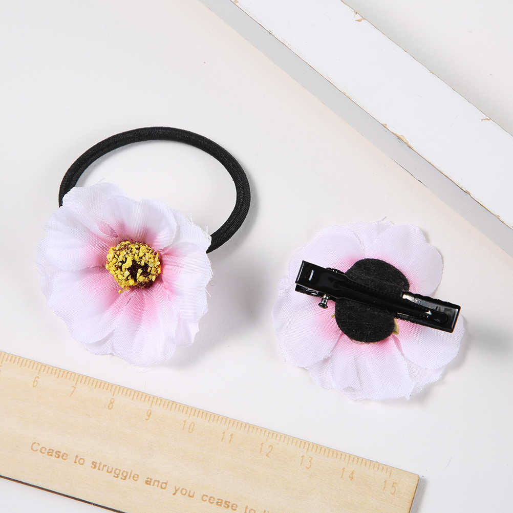 M MISM новые детские заколки для волос с цветком и подсолнухом, заколка для волос для девочек, аксессуары для волос, головной убор, заколка для волос с цветами для девочек и женщин