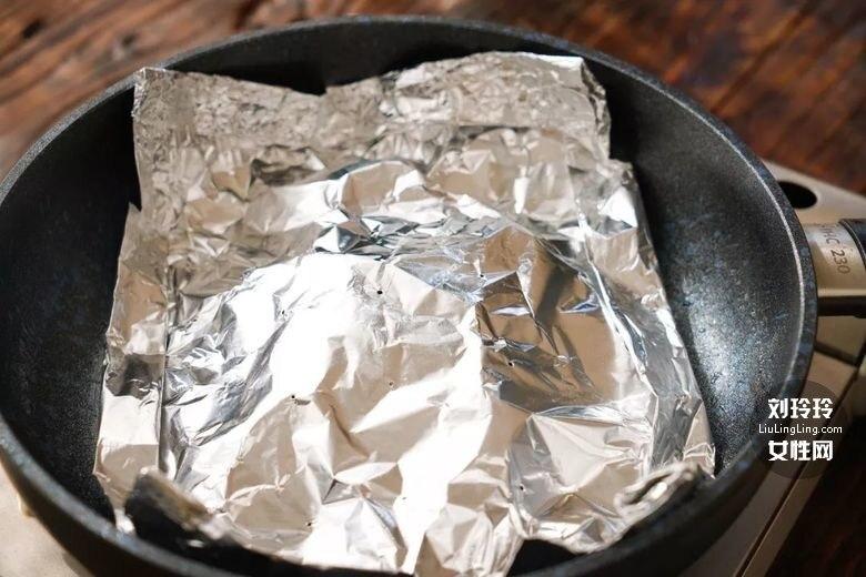 平底锅烤鱼的做法 美味烤鱼一条不够吃!8