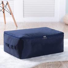 Oxford pano colcha saco de armazenamento colcha roupas acabamento saco de armazenamento roupas pesadas saco de armazenamento economizar espaço grande capacidade 13 cor