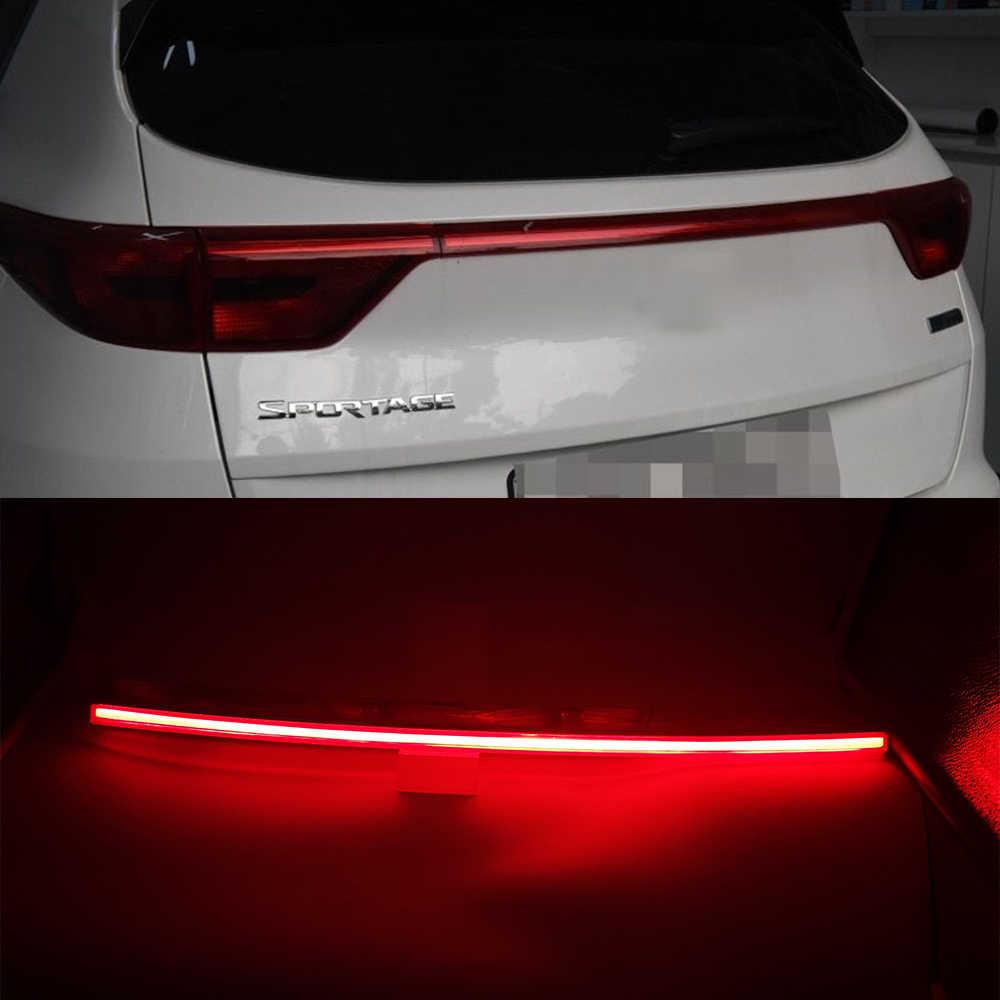 LED Rear Bumper Reflector Brake Light For KIA All New Sorento 2016~2017