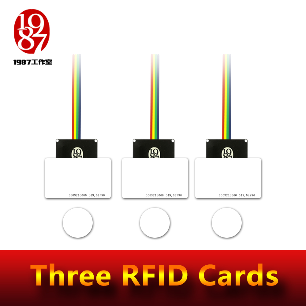 Радиочастотный реквизит, игровой реквизит adventurer, реквизит с радиочастотной идентификацией, вставьте четыре карты с интегральной микросхем...