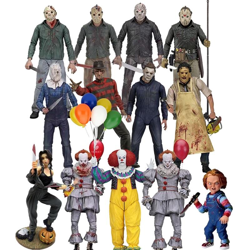"""3D Jason Voorhees Venerdì 7/"""" 13th la parte IV scala Ultimate Action Figure"""