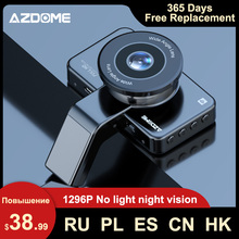 AZDOME M17 Car DVR Video recorder dashcam 1080P HD Night Vision ADAS Dash Camera Car WiFi DVR Dual Lens 24H Parking Monitor cam