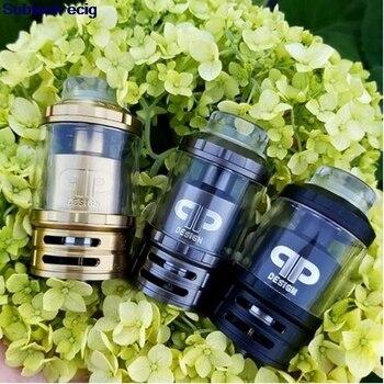 QP Design — Réservoir M25 RTA avec diamètre de 25 mm, 4ml/5 ml, réservoir RTA, bobine 810