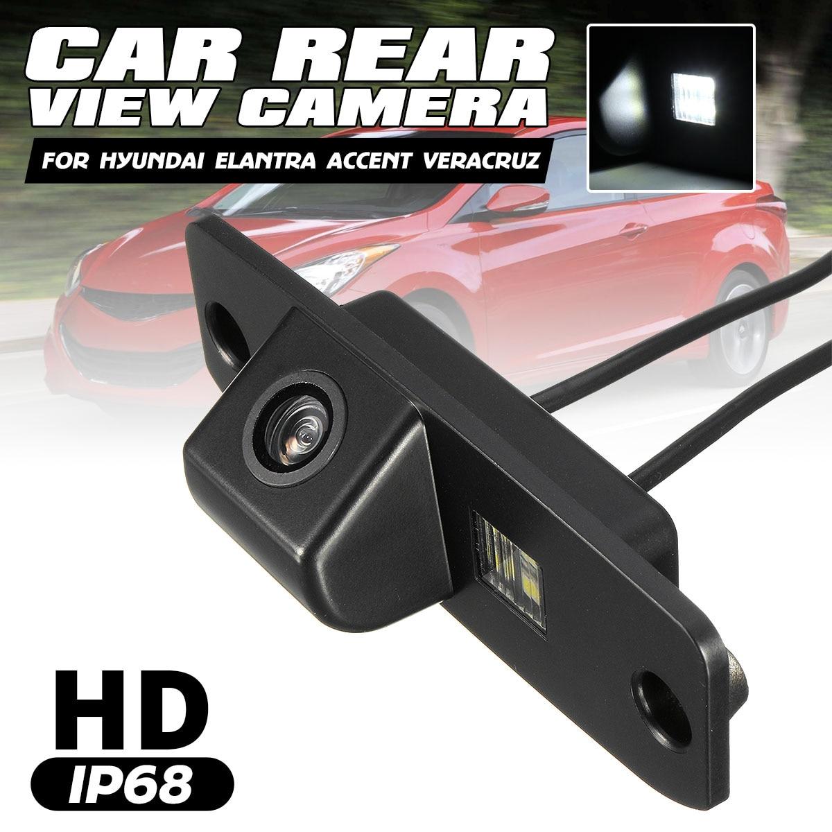 CCD HD Caméra de vue Arrière de Voiture de Stationnement Inversé pour Hyundai Elantra Sonata Accentt Tucson Terracan Kia Carens Opirus Sorento