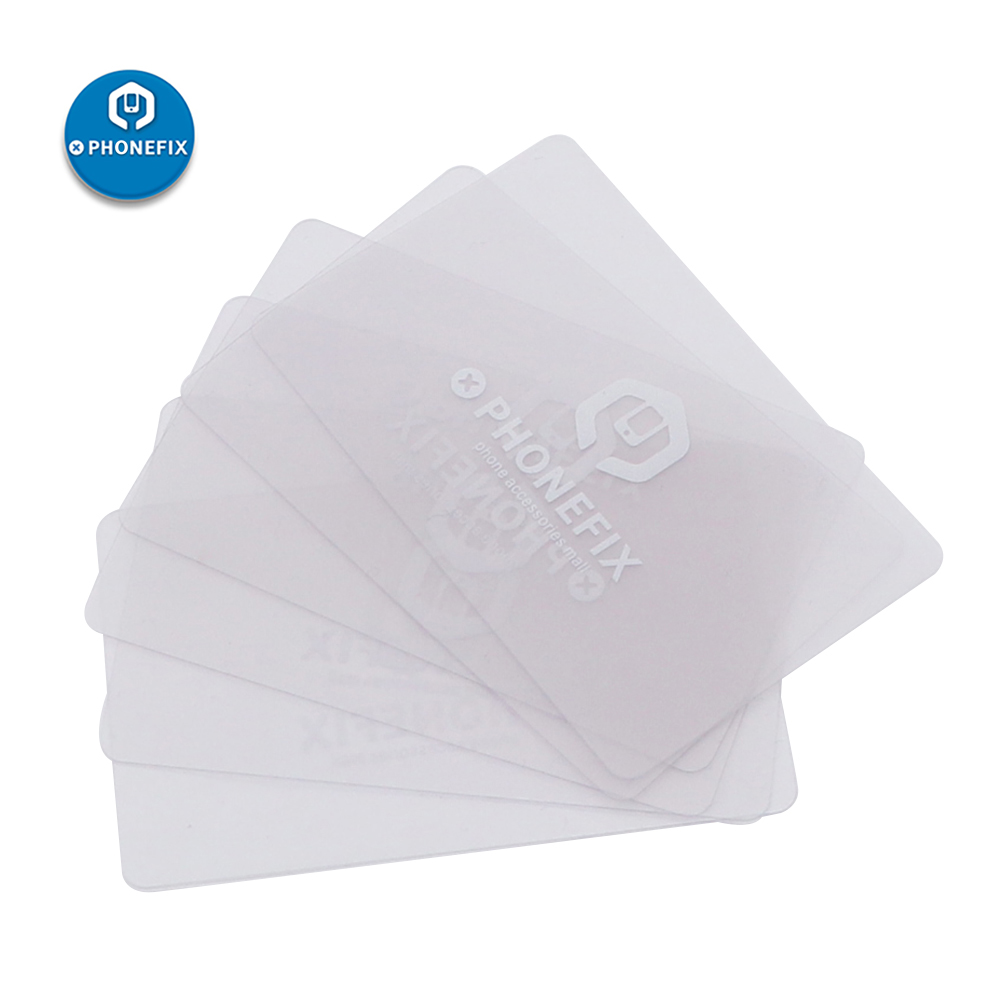 Soft Plastic Card Opening Prying Scraper For IPhone IPad Tablet LCD Screen Opening Repairing Tool Kit