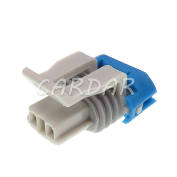 1 Set 2 Pin 12052644 Automotive Throttle Plug Connector Socket For Car Wiring Harness image