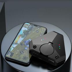 Plug And Play PUBG Mobile Gamepad klawiatura do gier mysz konwerter do Android Ios telefon do komputera Bluetooth 4.1 Adapter