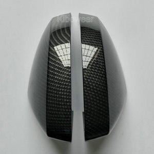 Image 3 - Колпачки для зеркал с боковыми крыльями Audi A3 S3 8V RS3 (углеродный вид) 2017, замена 2015 2016 2018 2013 2014 2019