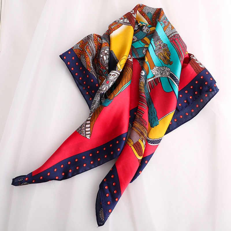 Gifts Neckscarf Long Scarf Women Scarf Giraffe Fantastic Fashion Beach Shawl LE