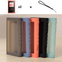 Мягкий силиконовый защитный чехол для Sony Walkman NW A50 A55 A56 A57HN MP3 MP4 Player