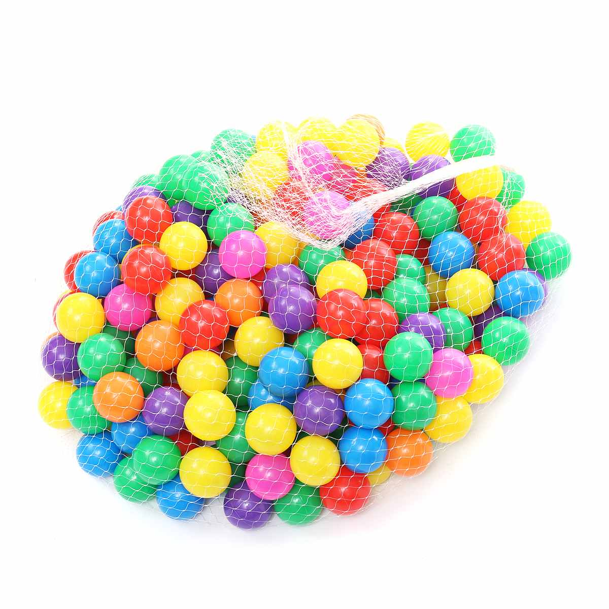 100Pcs Eco-Friendly Colorful Ball Soft Plastic Ocean Ball Funny Baby Kid Swim Pit Toy Safe Non-toxic Water Pool Ocean Ball