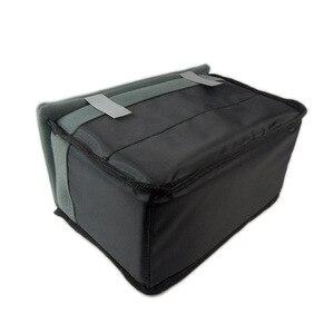 Image 2 - Wodoodporna, odporna na wstrząsy torba na aparat wyściełana wkładka SLR torba sakiewka partycji dla lustrzanek Canon Nikon Sony obiektyw aparatu