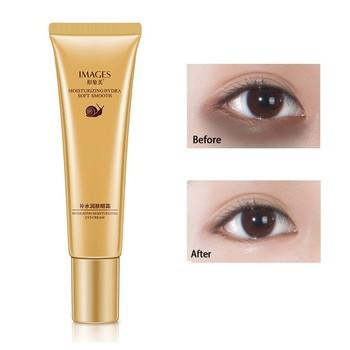 Snail Essence Eye Cream Remove Dark Circles Whitening Moisturizing Anti-aging Wrinkle Snail Cream Skin Care недорого