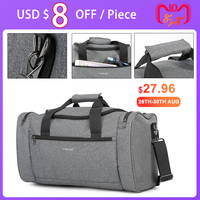 Tigernu 2019 New Waterproof Travel Bags Men Large Capacity Handbag Male With Shoulder Strap High Quality Casual Bags For Man