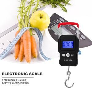 Mini 50kg Digital Fishing Scal