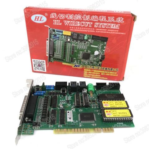 Controlador de Cartão de Sistema de Alta Máquina de Corte de Fio Velocidade Edm hl Pci
