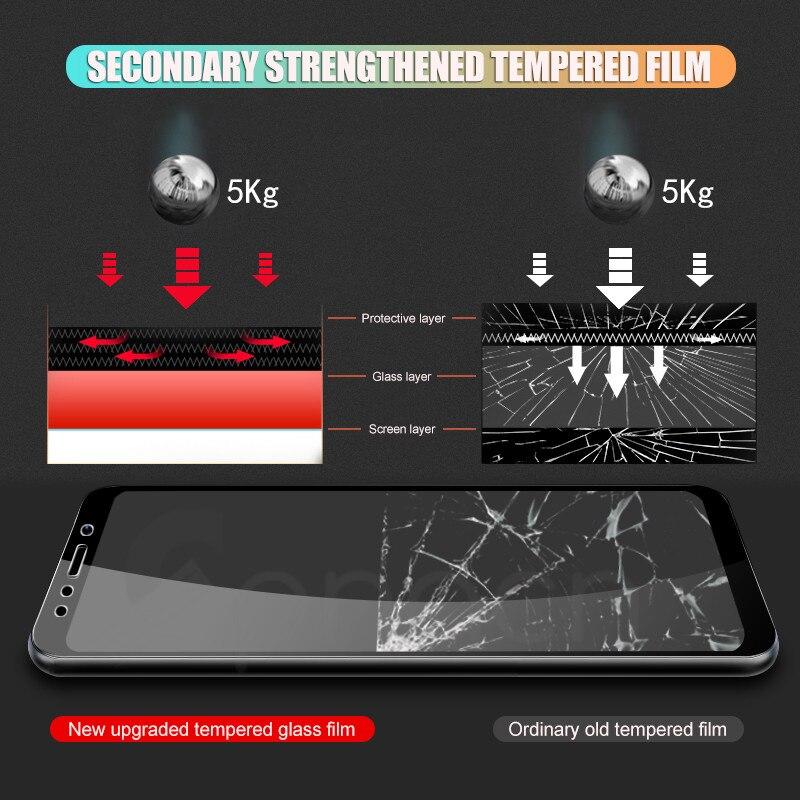 9H Tempered Glass For Xiaomi Redmi 5 Plus 5A 4 4X 4A S2 K20 Go Redmi Note 4 4X 5 5A Pro Screen Protector Protective Glass Film 5