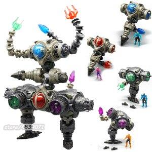 Image 1 - MFT Transformation planète perdue puissance costume DA23 DA24 DA26AB 4in1 diacalone figurine Robot jouets