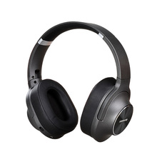 Active Noise Cancelling Bluetooth Headphones With Microphone Foldable Over Ear HiFi Noise isolation Headset Netsky Auriculares цена 2017