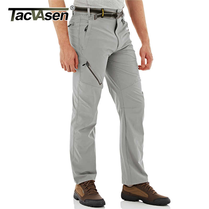 Lightweight Men/'s Outdoor Quick Dry Long Pants Trousers Cool /& Comfortable