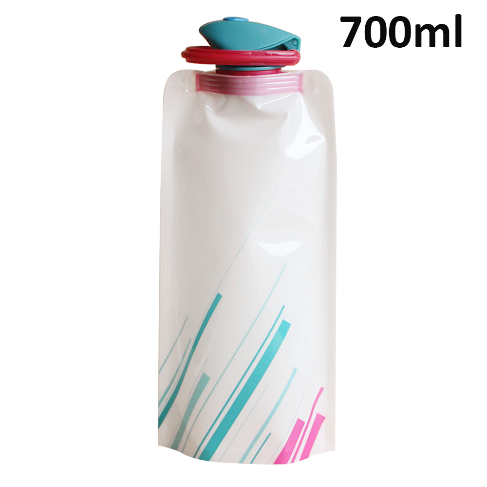 Hae3719cedaf44ba79483478422f2c25bH 700ml Water Bottle Bags Environmental Protection Collapsible Portable Outdoor Foldable Sports Water Bottles For Hiking Camping