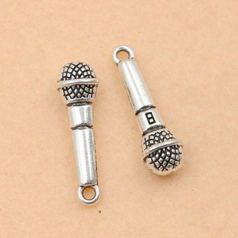 Lot Wholesale 10pcs Vintage Silver Tone Pendants DIY Craft Jewelry Making Charms