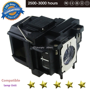 цена на EB-S02 EB-S11 EB-S12 EB-W12 EB-W16 EB-X02 EB-X12 EB-X14 EB-X14G EH-TW550 EX3210 H494C Projector Lamp for ELPLP67 for EPSON lamp