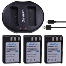 DuraPro – ensemble de chargeur de batterie d'appareil photo 3x1800mAh, EN-EL9 EN EL9 EN-EL9a, remplacement EN option pour Nikon D40 D40X D60 D3000 D5000