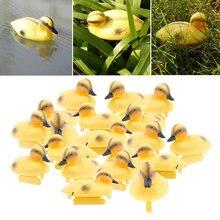 20 шт плавающая утка охотничий двор озеро сад украшения охотничьи