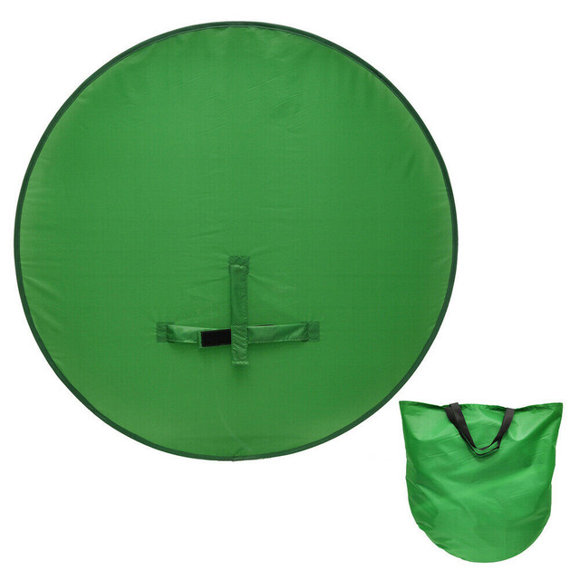 Green Background Screen Portable  2